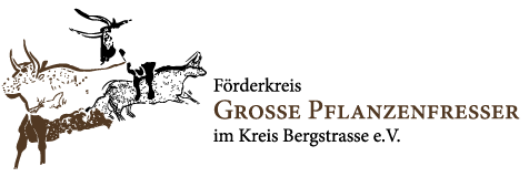 Förderkreis Große Pflanzenfresser im Kreis Bergstraße e.V.